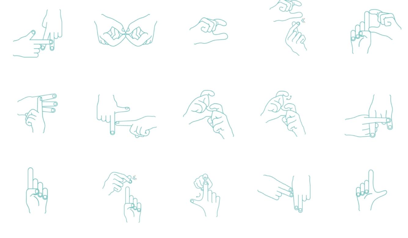 TİD Alfabe - Anlatan Eller